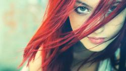 Red Hair Wallpaper 23797
