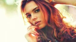 Beautiful Red Hair Wallpaper