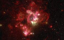 Red Magellanic Cloud