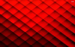 Red rhombus pattern wallpaper 2560x1600