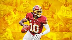 Robert Griffin III Redskins wallpaper
