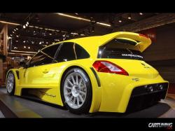 Renault Megane Race Car