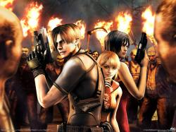 Resident Evil 4 Full Version Rip PC Game Free Download 684 MB