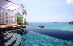 Resort kata beach katathani thailand