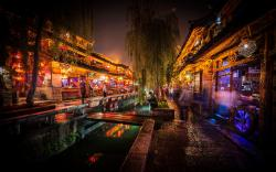 Restaurants Lijiang China
