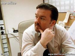 Ricky Gervais Ricky Gervais as David Brent