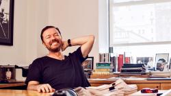 Ricky Gervais Tells A Story About How He Learned To Write | Co.Create | creativity + culture + commerce