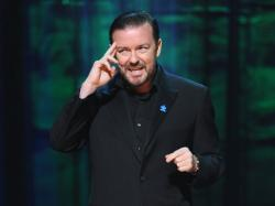 Ricky Gervais backtracks after 'victim blaming' tweet on 4Chan nude celebrity photo leaks - People - News - The Independent