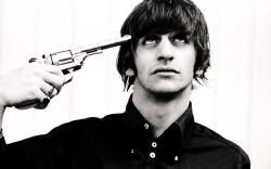 guns revolvers ringo starr