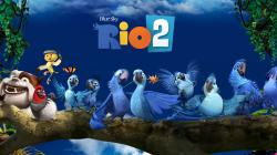 2014 Rio 2 Wallpaper design by Designbolts