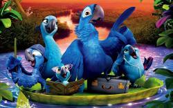 Rio 2 Movie 2014
