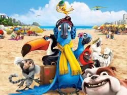 funny rio 2 wallpaper background hd rio2 movie wallpapers Rio 2 Wallpapers HD Rio 2 HD