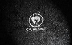 Rise Against Res: 1920x1200 / Size:1699kb. Views: 46547
