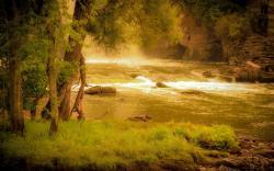 ... River Wallpaper ...