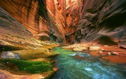 River Wallpaper Landscape HD