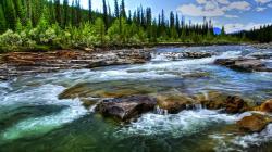 Riverscape Wallpaper 40606 1920x1080 px