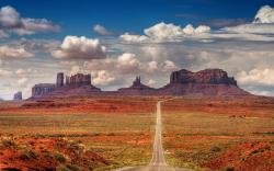 Road to Big Canyons
