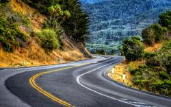 Road Wallpaper HD