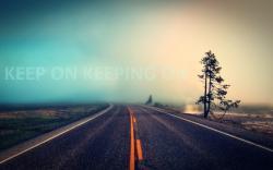 Empty road wallpaper 2560x1600 HQ WALLPAPER - (#26581)