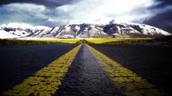 ... Road Wallpaper ...