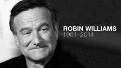 Actor and comedian Robin Williams was found dead at his home in unincorporated Tiburon on Monday