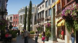 Luxurious Rodeo Drive in Beverly Hills, California