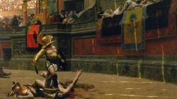 Roman Wallpaper VI by SPQR63BC