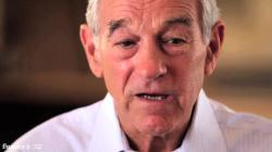 'RON PAUL' - A Bad Lip Reading SoundBite. '