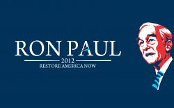Ron Paul Wallpaper (not by me) [Archive] - Ron Paul Forums / Liberty Forest
