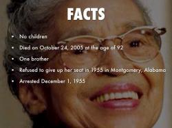 Rosa Parks Yaz