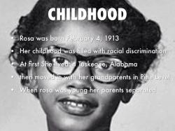 3. CHILDHOOD