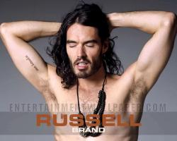 Russell Brand Wallpaper - Original size, download now.