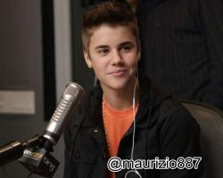 Justin Bieber Justin Bieber Ryan Seacrest