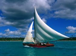 You can download full hd wallpaper fishing sailboat dominican republic normal with a click ...
