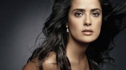 Salma Hayek Pose 2013 Wallpaper
