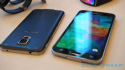 Samsung tells us the Galaxy S5 will begin a global roll-out from April, though isn't talking pricing at this stage. US carriers haven't been confirmed, ...