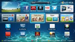 """Until now, """"Smart TV"""" meant an Internet-capable TV with some apps. Here, at CES 2012, Samsung has just redesigned the concept with the 2012 Smart TVs."""