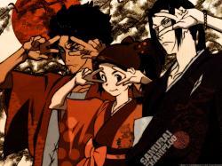 View Fullsize Samurai Champloo Image
