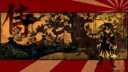 Samurai wallpaper by teriyanki Samurai wallpaper by teriyanki