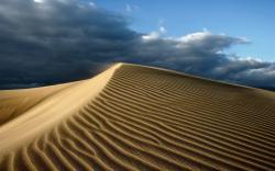 Stunning Sand Dunes Wallpaper