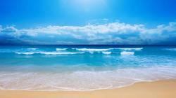 sandy-beach · Pin It