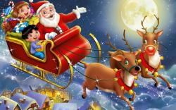 All over the world on Christmas Eve the children are seen to offer food to Santa. But the food dishes differ in various countries.