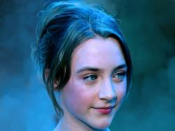 Star Wars Episode VII - Saoirse Ronan plays with a lightsaber - Geek Crusade