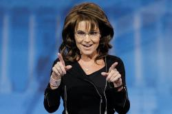 Sarah Palin open to notion of leaving GOP, forming her own party. One with blackjack, and .