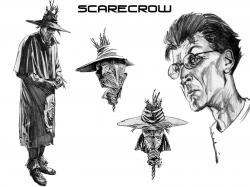 Do you have a preferred look for Scarecrow? Mine is the Alex Ross version.