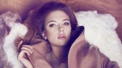 Scarlett Johansson Actress Portrait