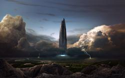 Sci Fi Atmosphere