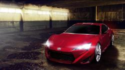 Scion FRS Wallpaper