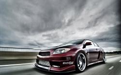 Scion tC Wallpaper
