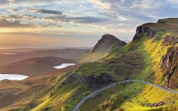 Latest Scottish Landscape Wallpaper